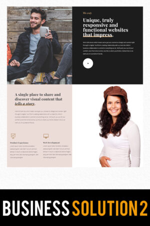 divi business child theme