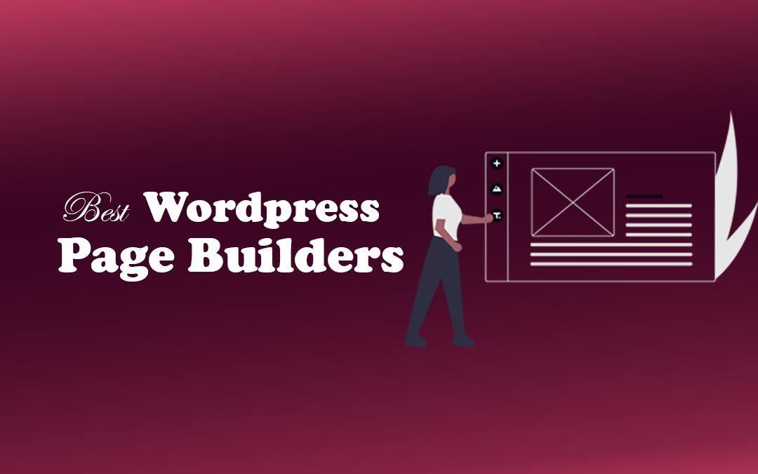 5 best wordpress builders like Divi builder?