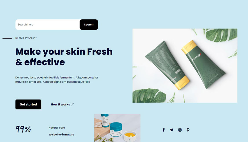 Free Divi Section Layout and Header Bundle 10